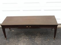 Vintage Mersman TV Stand or Coffee Table in Sugar Grove, Illinois