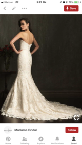Allure Wedding Dress in Dothan, Alabama