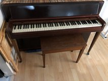 Piano in Fairfield, California