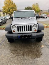 2009 Jeep Wrangler X in Ramstein, Germany