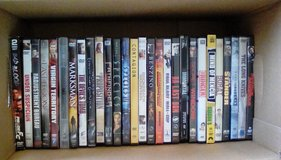 DVDs Horror movies, drama etc in Fort Carson, Colorado