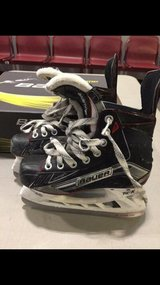 Bauer Vapor X500 hockey skates size 1.5 D, shoe size 2.5 in Bolingbrook, Illinois