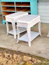 pair  matching end tables/ night stands in Cherry Point, North Carolina