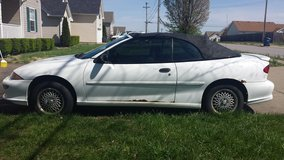 1999 Chevy Cavalier Convertible in Fort Campbell, Kentucky