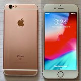 128 GB Rosegold iPhone 6s in Shorewood, Illinois