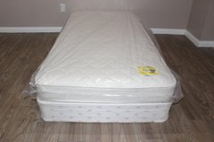 Twin Size mattress- Serta Scarlet in Tomball, Texas