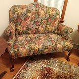 Charming Antique Loveseat in Chicago, Illinois