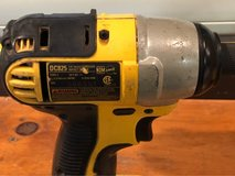 DEWALT XRP 18V CORDLESS /HAMMER DRILL /IMPACT DRIVER /COMBO in Houston, Texas