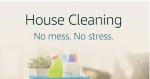 house cleaning in Naperville, Illinois