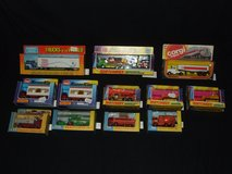 Vintage Diecast Cars Trucks Lesney Matchbox Corgi Ertl / Original Boxes in Aurora, Illinois