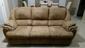 couch with recliners in Alamogordo, New Mexico