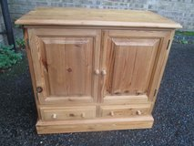 SOLID PINE CUPBOARD in Lakenheath, UK
