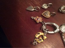Brighton Charm Holder w/ 4 Charms in Alamogordo, New Mexico