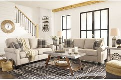 Start your new year with these deals,lowest prices ever,New Ashley sofa and loveseat in Wilmington, North Carolina