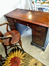 Antique signed desk in Cherry Point, North Carolina
