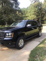 2007 CHEVY AVALANCHE LT in Leesville, Louisiana