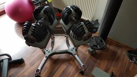 Bowflex With stand in Baumholder, GE