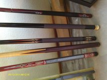 over 30 rods/reels/tackle boxes in our Garage sale in Fairfield, California