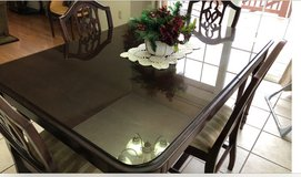 Antique table with four chairs in Fort Leonard Wood, Missouri