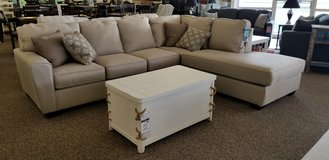 2PC SECTIONAL AVAILABLE IN 2 COLORS! in Cherry Point, North Carolina