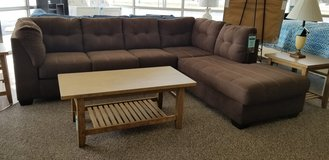 SECTIONAL AVAILABLE IN 3 COLORS! in Cherry Point, North Carolina