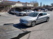 2006 JAGUAR X- TYPE 4 WHEEL DRIVE in El Paso, Texas