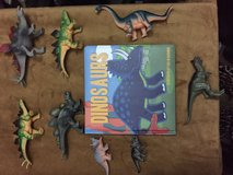 Dinosaur Books and Figures in Conroe, Texas