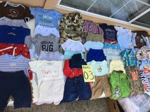 Boys 0-3 month clothing in Conroe, Texas
