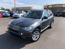 2013 BMW X5 x-DRIVE35i PREMIUM SPORT UTILITY 4D 6-Cyl, TWIN TURBO, 3.0 LITER in Fort Campbell, Kentucky