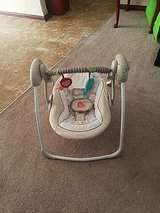Comfort & Harmony Portable Swing in Fort Riley, Kansas