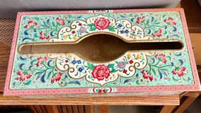 vintage Kleenex holder in San Bernardino, California