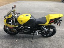 2004 GSXR750 in Camp Lejeune, North Carolina
