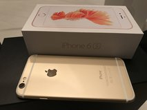 Apple Iphone 6S - Verizon past carrier. Mint condition. Rose Gold 32 GB in Cherry Point, North Carolina