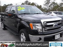 2013 Ford F-150 XLT 4dr SuperCrew 4x4 in Camp Lejeune, North Carolina