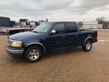2002 FORD F150 XLT in Leesville, Louisiana