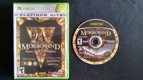 The Elder Scrolls III: Morrowind, Game of the Year Edition [Xbox] in Yucca Valley, California