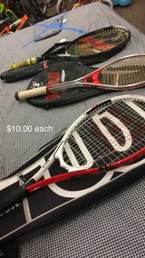 Tennis Rack and Case in Fort Leonard Wood, Missouri