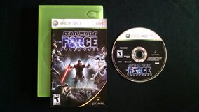Star Wars the Force Unleashed [Xbox 360] in Yucca Valley, California