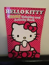 NEW Hello Kitty Giant Coloring and Activity Book in Camp Lejeune, North Carolina