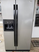 Whirlpool refrigerator in Fort Leonard Wood, Missouri