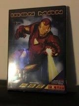 NIP Iron Man Armored Adventures dvd in Camp Lejeune, North Carolina