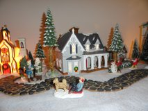 Dept 56 Snow Village Lighted Bldgs & Accessories in Eglin AFB, Florida