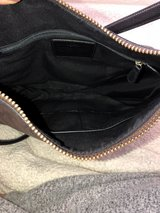 coach purse large brown /black in Spring, Texas