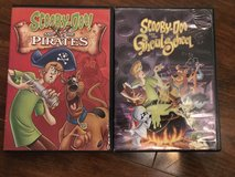 Scooby Doo DVDs in Beaufort, South Carolina