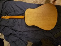 Acoustic Guitar (left handed) in Fairfield, California