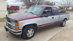 Chevy 1500 Extended Cab in Alamogordo, New Mexico