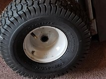 new lawnmower rim & tire in Beaufort, South Carolina