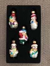 *pending* snowman ornaments in Okinawa, Japan
