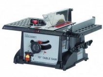 "10"" Central Machinery Table Saw REDUCED PRICE in Houston, Texas"