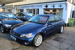 **LEXUS IS 200 SE AUTOMATIC!**FREE ROAD TAX! 6 MONTHS WARRANTY!! in Lakenheath, UK